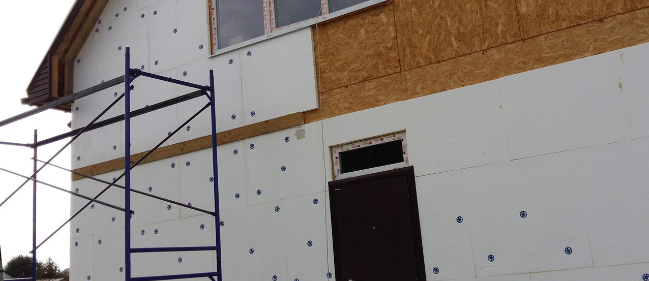 Каркасные дома из СИП панелей по канадской технологии в Киеве