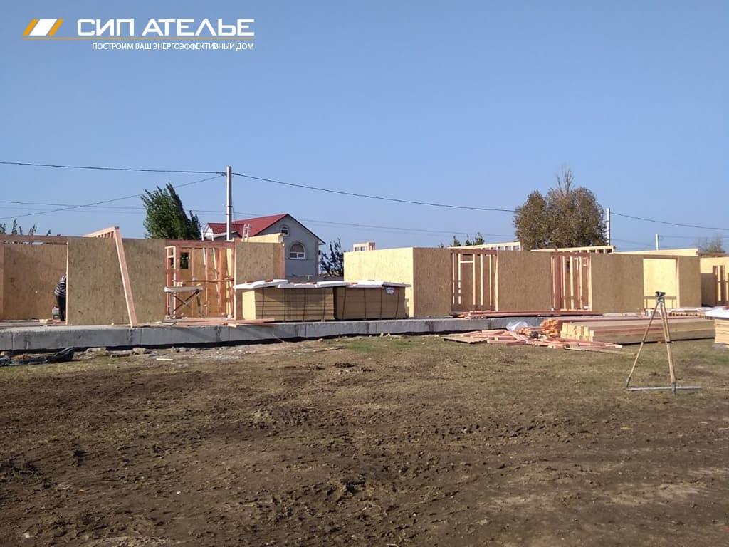 Строительство базы отдыха/турбаз
