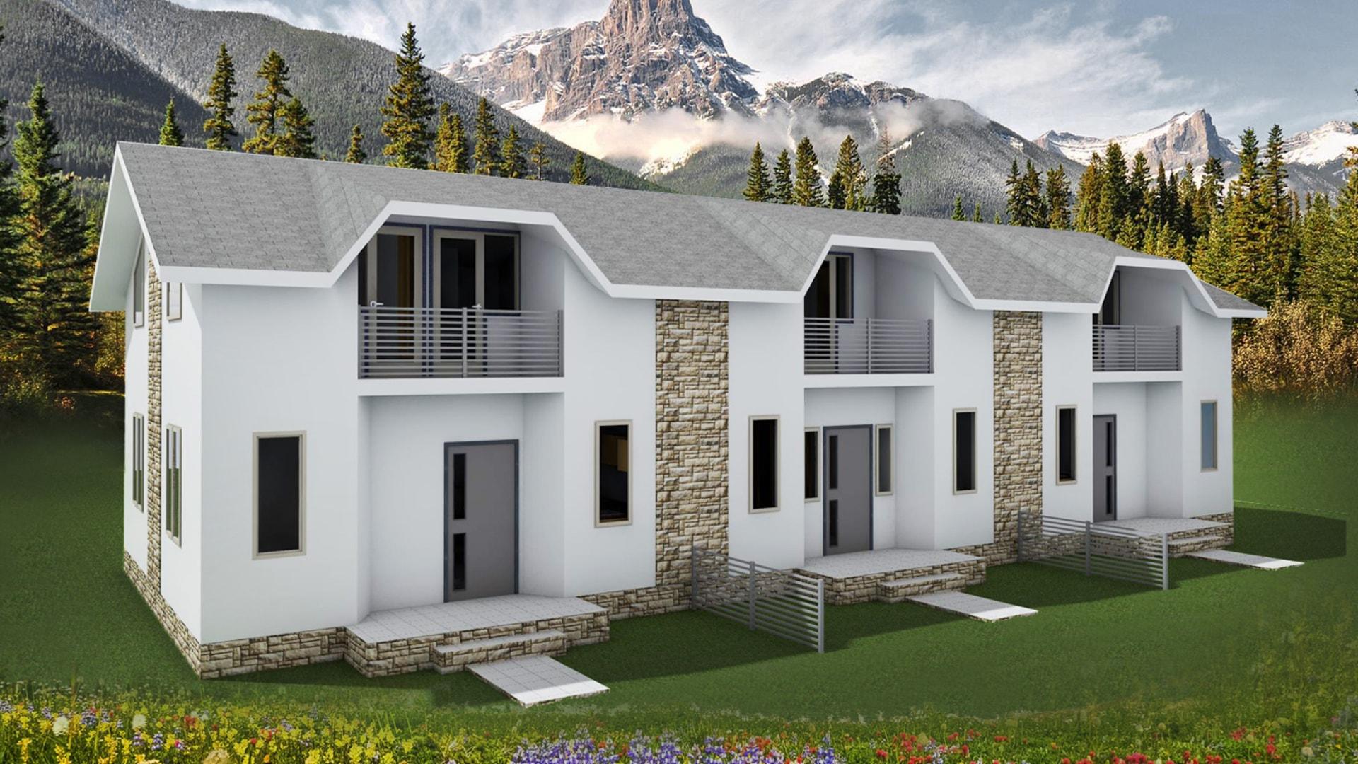Проект дома DB1