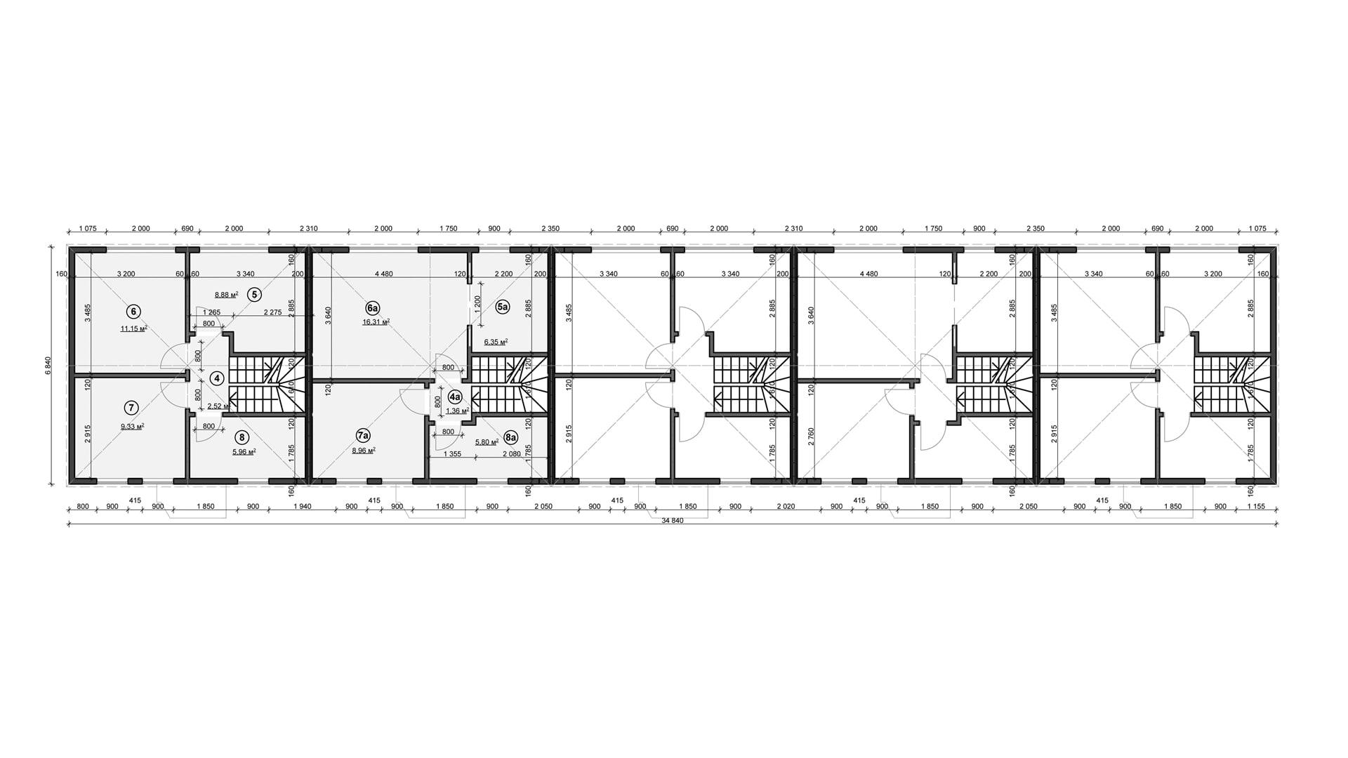 Планировка дома DB2 - фото 2