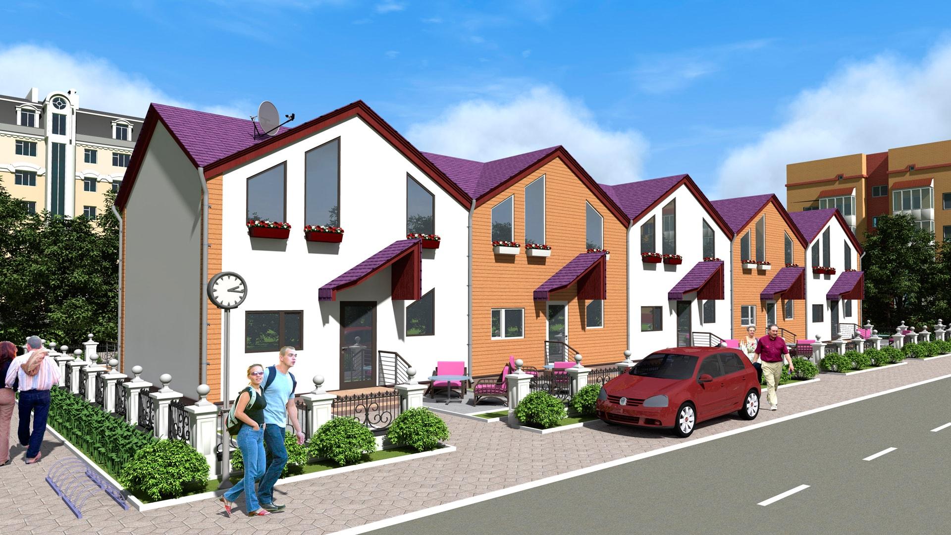 Проект дома DB2