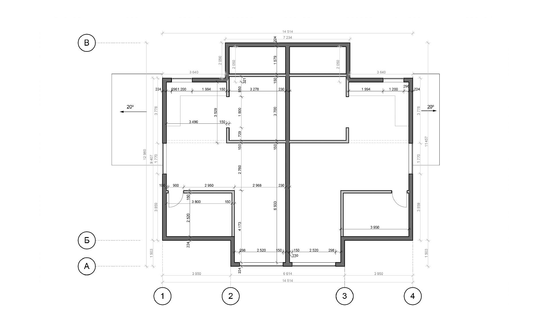 Планировка дома DB5 - фото 3