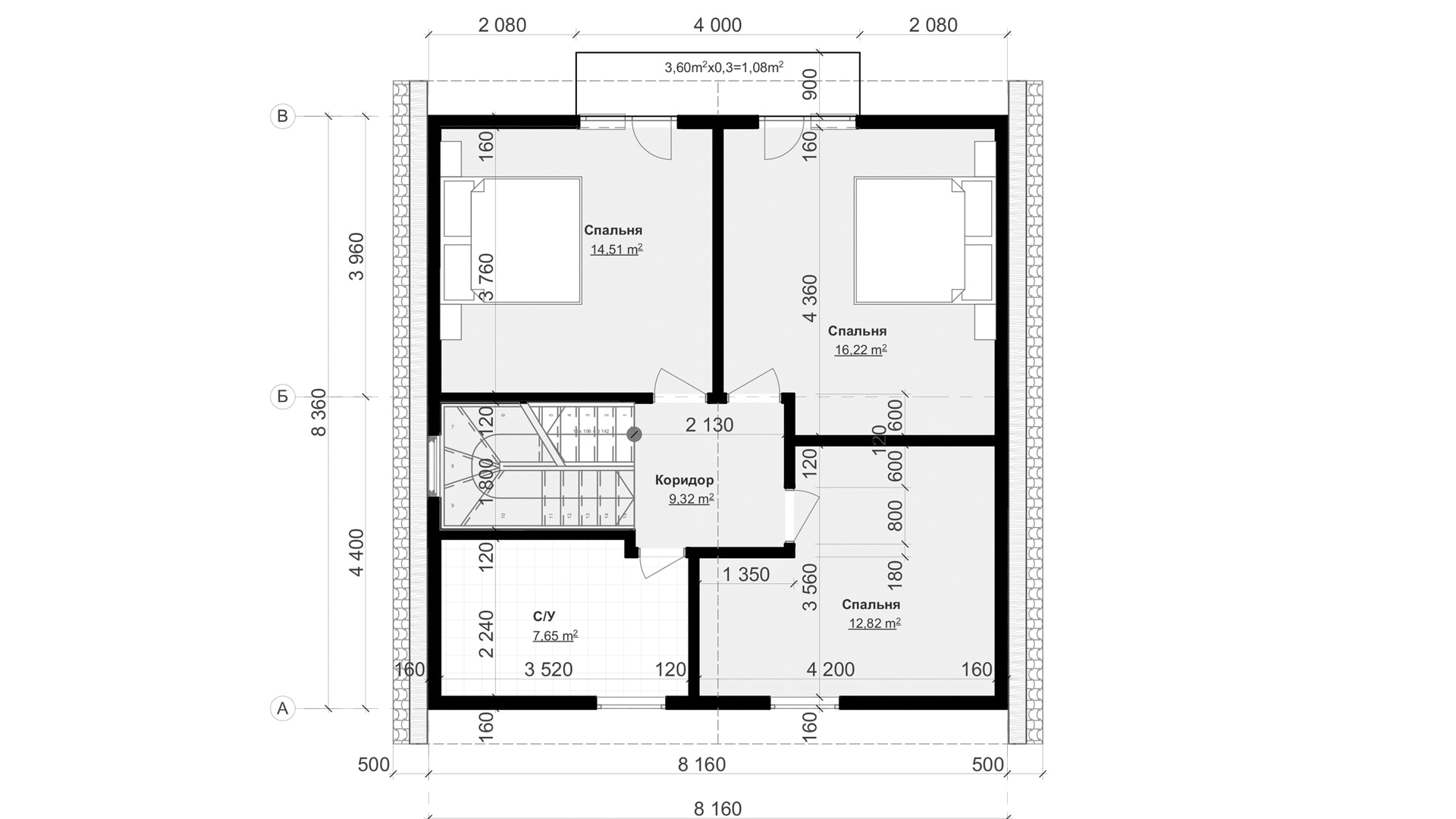 Планировка дома DM2 - фото 2