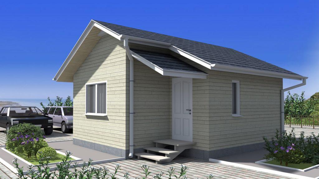 Проект дома DO9