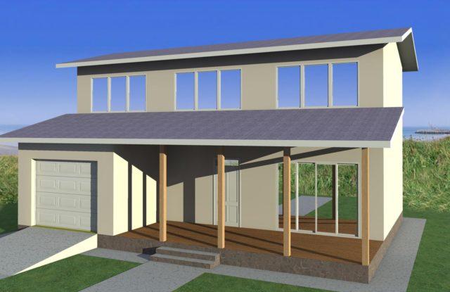Проект дома VE3