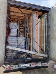 Доставка домокомплектов из завода СИП Ателье по Украине