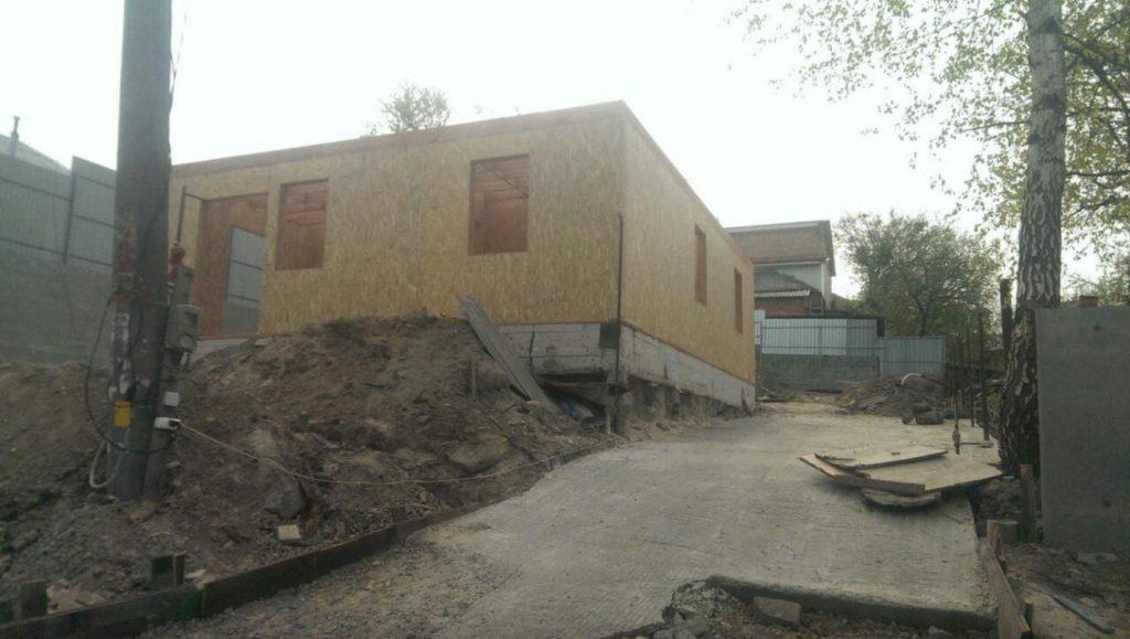 Строительство дома из-сип-панелей 141 м.кв в город Киев - фото 5