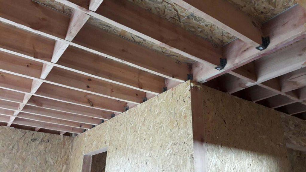 Строительство дома из-сип-панелей 141 м.кв в город Киев - фото 11