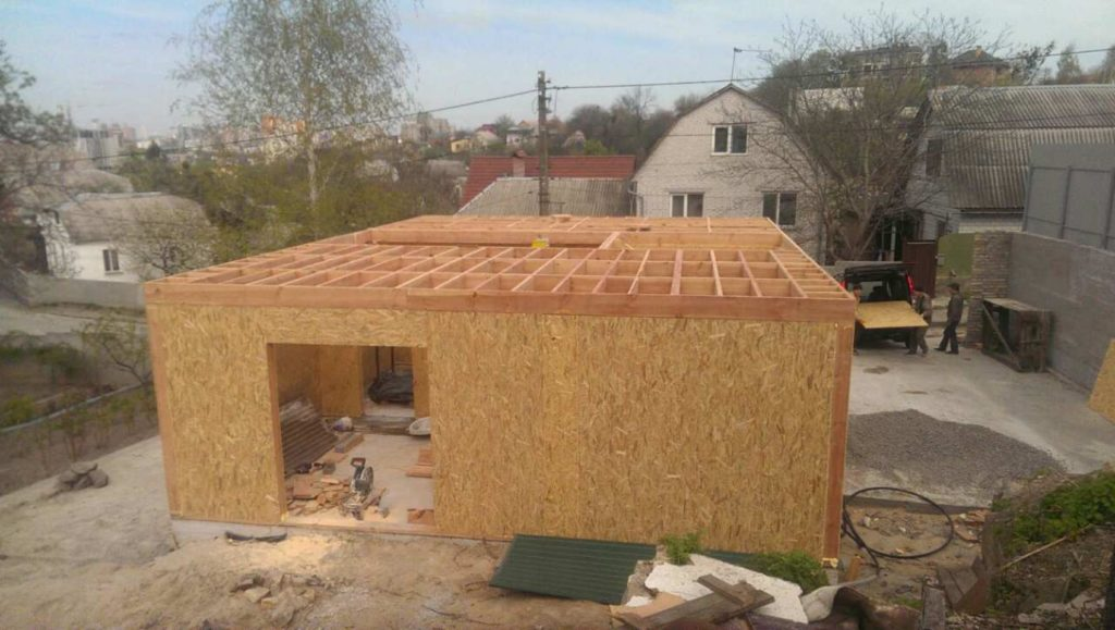 Строительство дома из-сип-панелей 141 м.кв в город Киев - фото 8