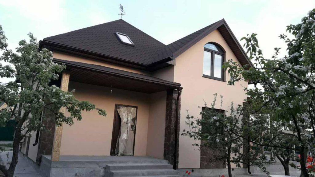 Дом из-сип-панелей 171 м2 в поселке Белогородка - фото 3