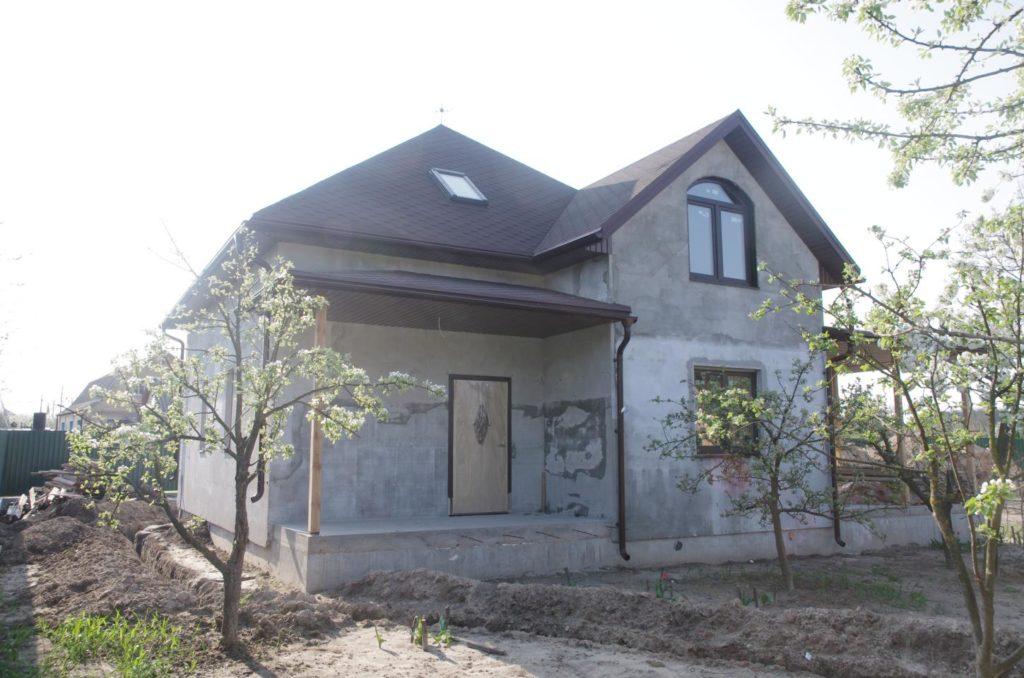 Дом из-сип-панелей 171 м2 в поселке Белогородка - фото 5