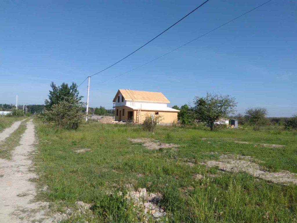 Постройка дома из-сип-панелей 191 м2 в селе Новое - фото 5