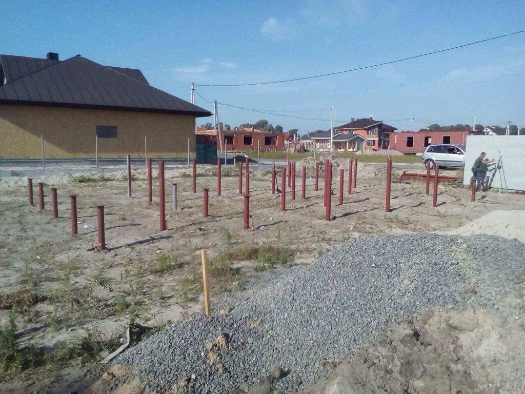 Строительство дома из сип панелей площадью 147м2 с. Осещина - фото 4