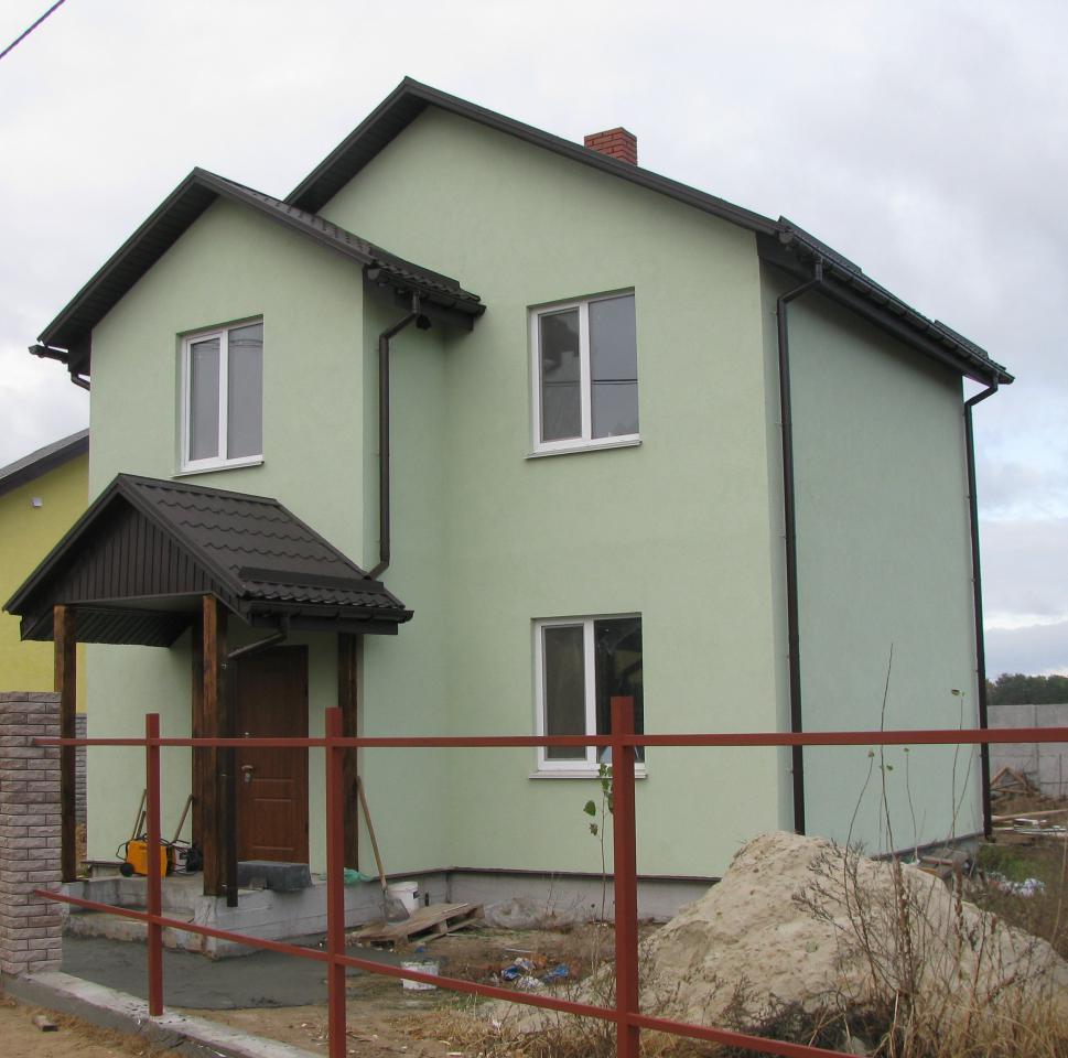 Дом из сип панелей п. Вишневый хуторок 97,7 м2 - фото 8