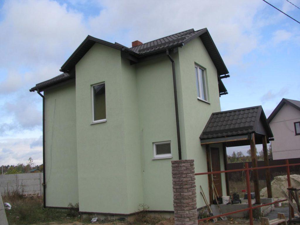 Дом из сип панелей п. Вишневый хуторок 97,7 м2 - фото 9