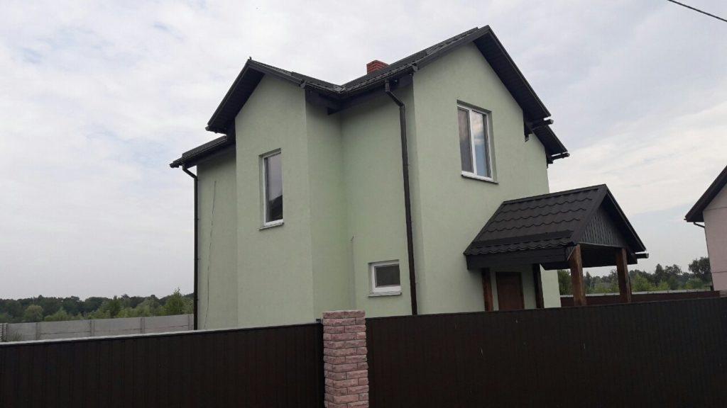 Дом из сип панелей п. Вишневый хуторок 97,7 м2 - фото 1