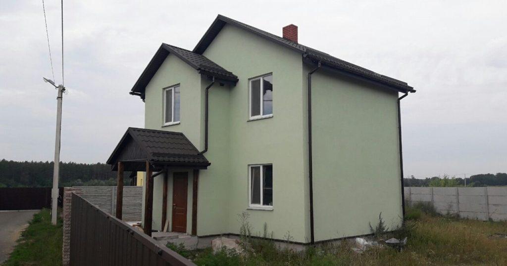 Дом из сип панелей п. Вишневый хуторок 97,7 м2 - фото 2