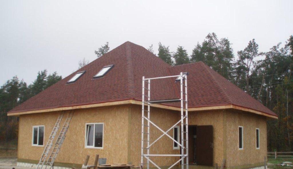 Дом со вторым светом из сип панелей - фото 4