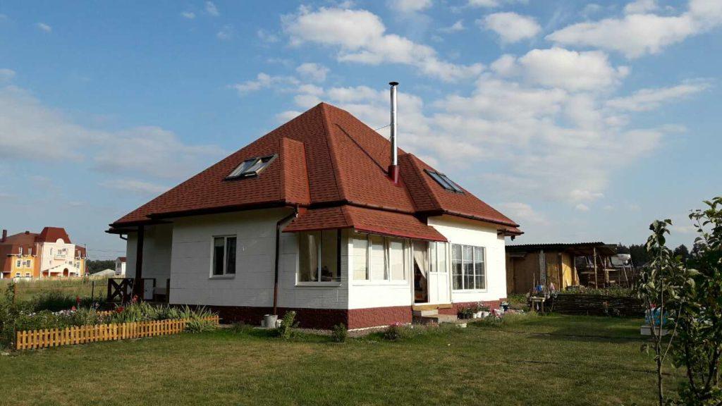 Дом со вторым светом из сип панелей - фото 3
