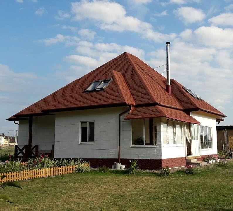 Дом со вторым светом из сип панелей - фото 2