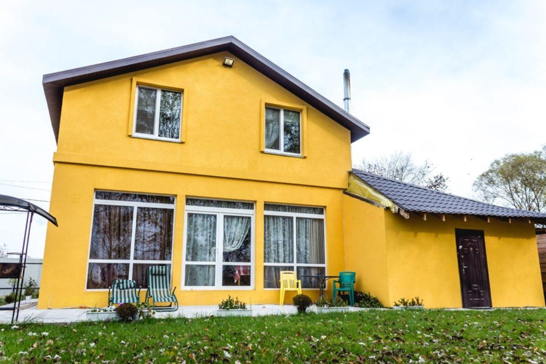 Энергоэффективный дом из сип панелей - фото 1