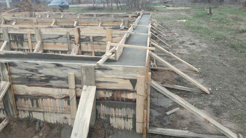 Строительство фундамента под СИП панельный дом общей площадью 191 м2 - фото 2