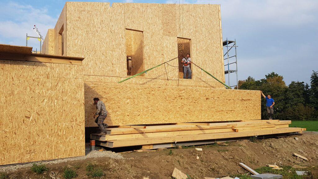 строительство каркасных домов в Германии