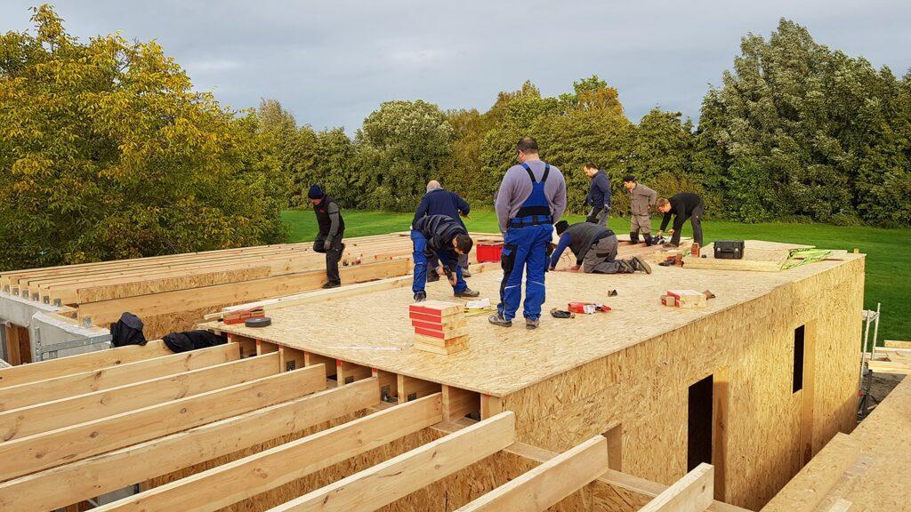 строительство дома в Германии