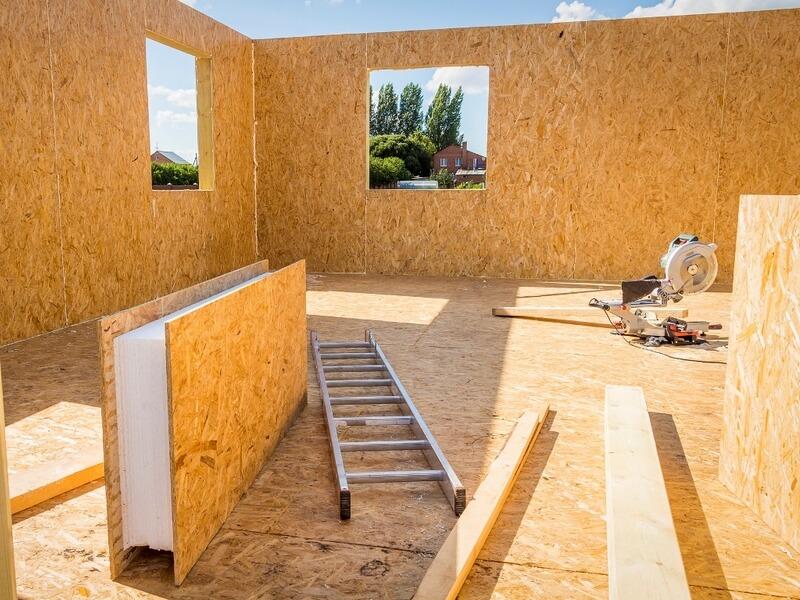 Как построить дом из СИП панелей своими руками