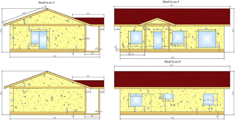 Как спроектировать дом из СИП панелей