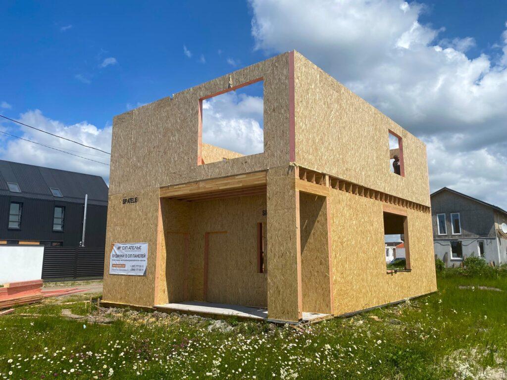 строительство дома в КГ Межречье