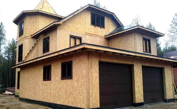 Можно ли жить в домах из СИП панелей