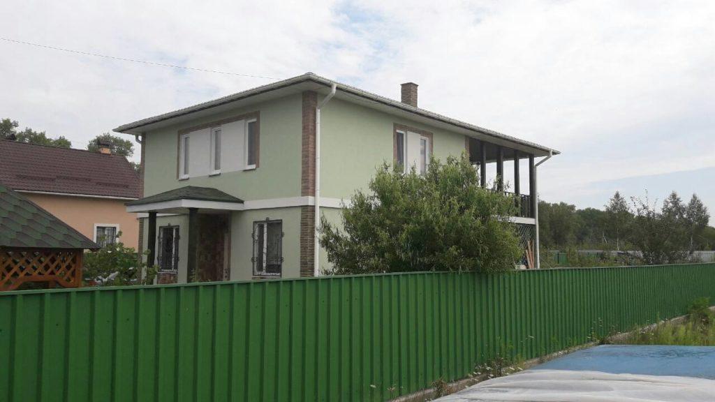 Надстройка на дом из сип панелей в селе Петровское - фото 3
