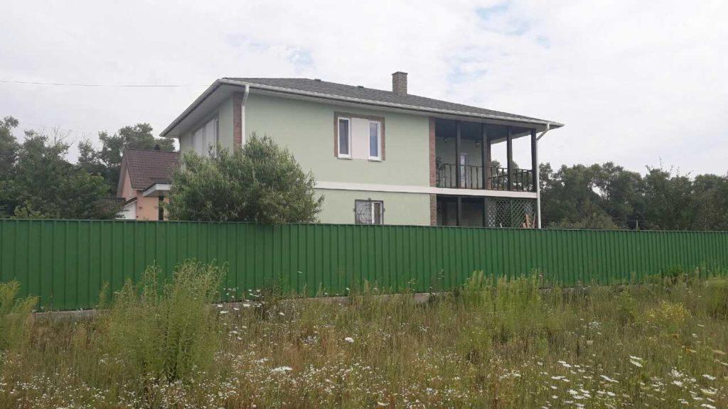 Надстройка на дом из сип панелей в селе Петровское - фото 13