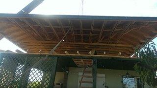 Надстройка на дом из сип панелей в селе Петровское - фото 16