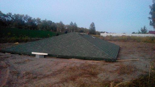 Надстройка на дом из сип панелей в селе Петровское - фото 19