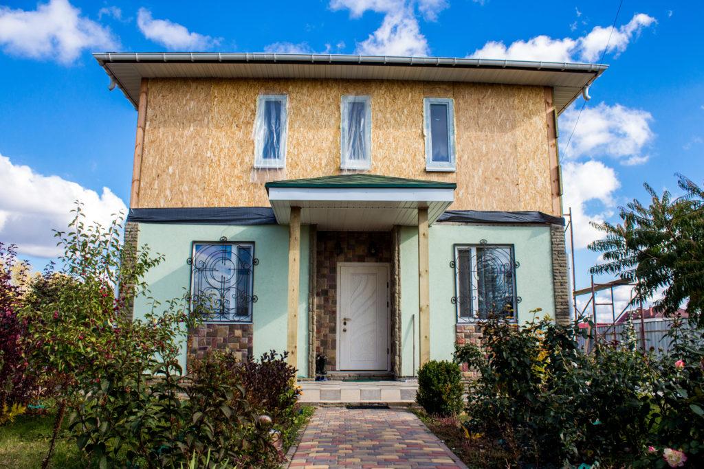 Надстройка на дом из сип панелей в селе Петровское - фото 23