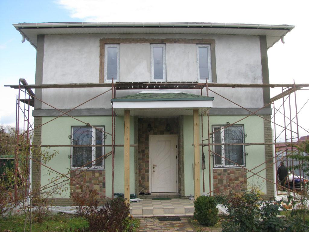 Надстройка на дом из сип панелей в селе Петровское - фото 27