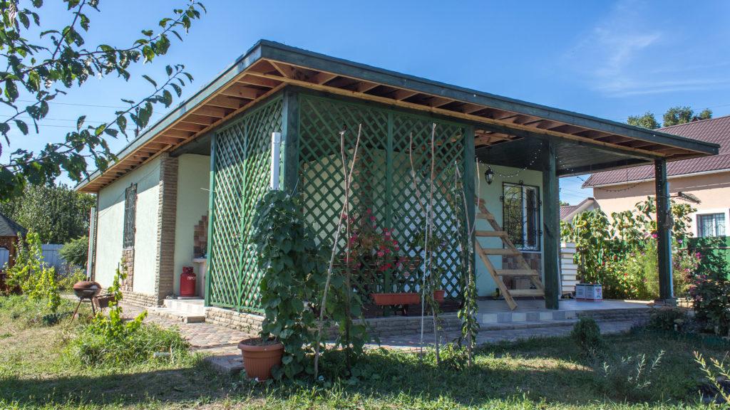 Надстройка на дом из сип панелей в селе Петровское - фото 5
