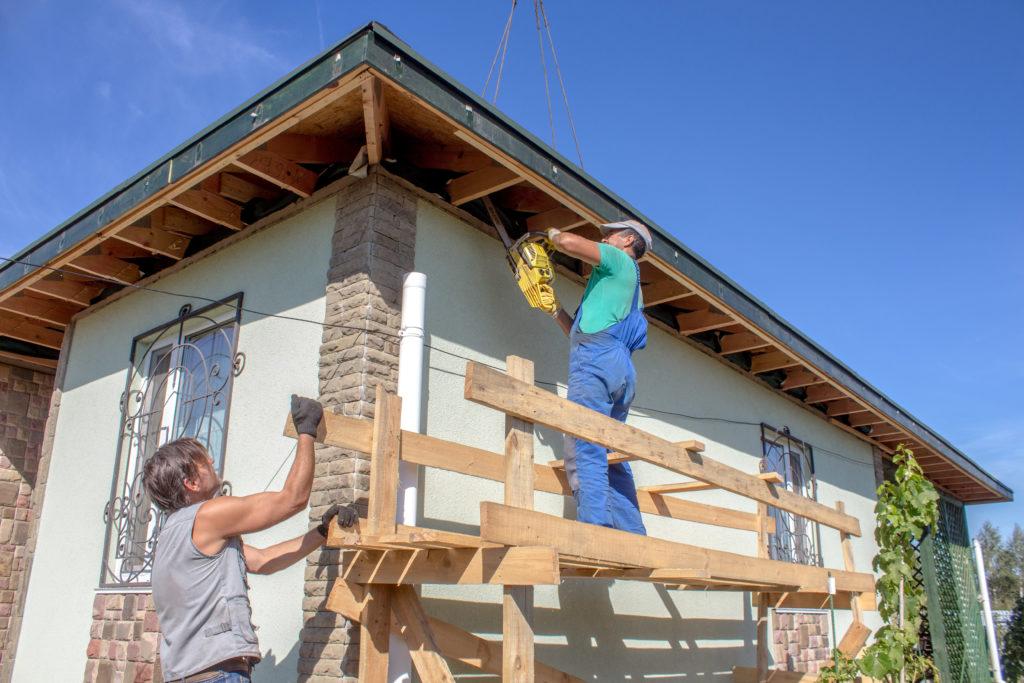 Надстройка на дом из сип панелей в селе Петровское - фото 6