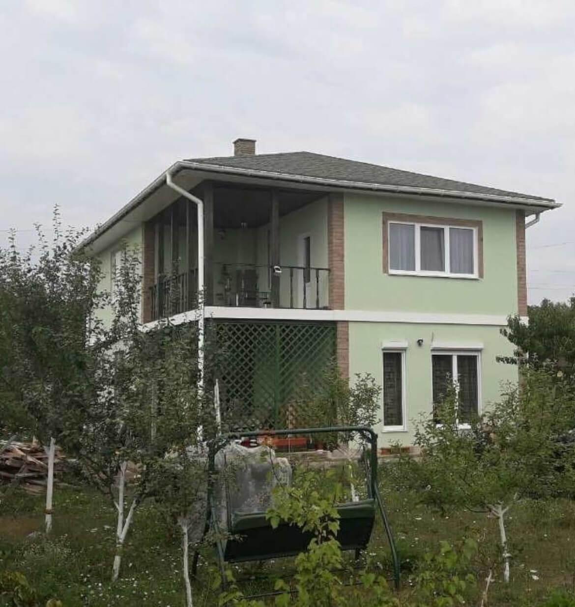 Надстройка на дом из сип панелей в селе Петровское - фото 8