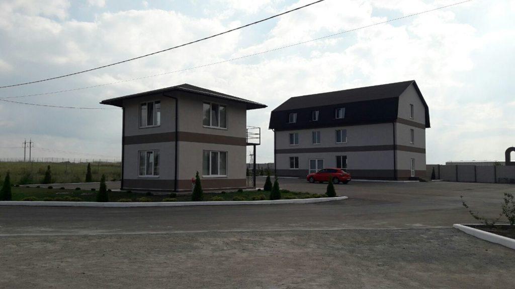 Новый пост охраны в Белогородке площадью 50 м2 - фото 5