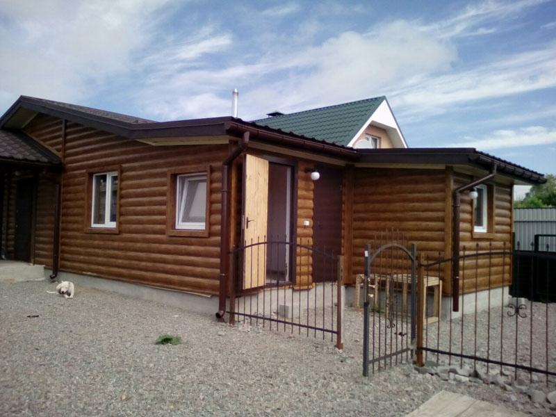 Одноэтажный дом из сип панелей 82,32 м2 - фото 2