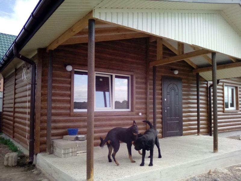 Одноэтажный дом из сип панелей 82,32 м2 - фото 6