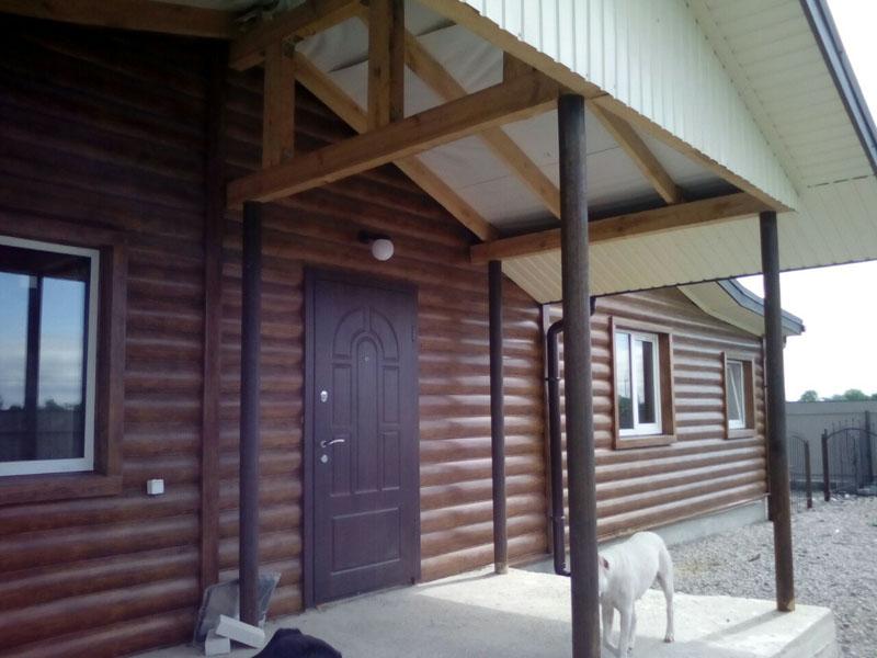 Одноэтажный дом из сип панелей 82,32 м2 - фото 5
