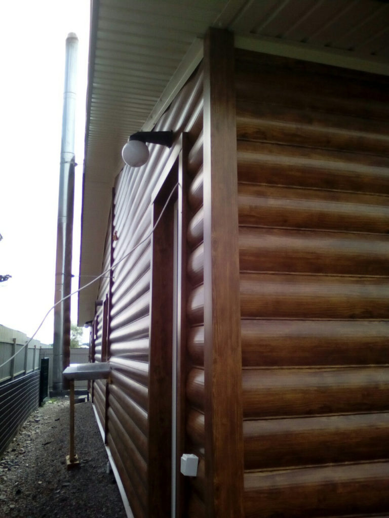 Одноэтажный дом из сип панелей 82,32 м2 - фото 3