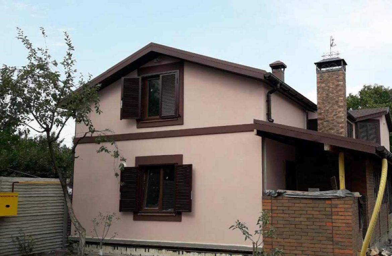 Пристройка к дому из сип панелей г.Вышгород площадью 70,42 м2 - фото 2