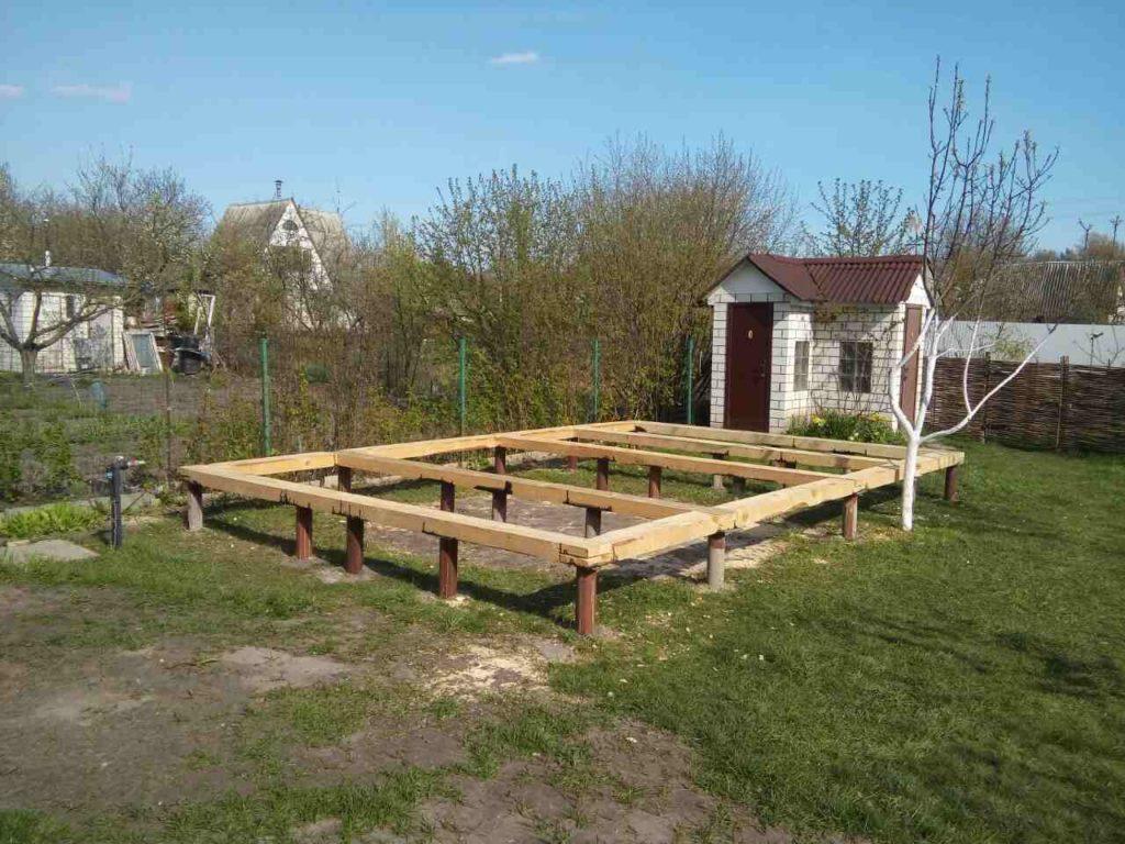 Строительство бани из сип панелей 48 м. кв. - фото 03