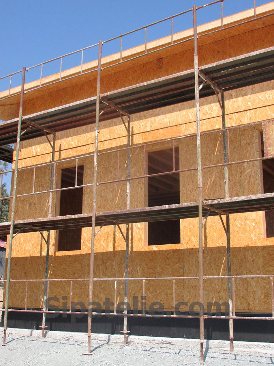 Строительство дома из сип панелей на Кипре - фото 4