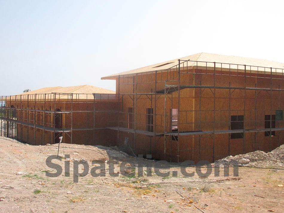 Строительство дома из сип панелей на Кипре - фото 3
